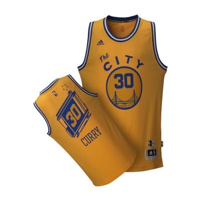 adidas-NBA-球衣-Stephen-Cur