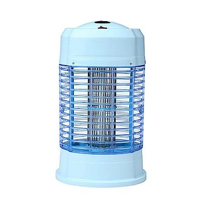 勳風6W誘蚊燈管補蚊燈(HF-8076)外殼螢光誘捕
