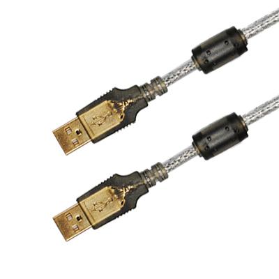 i-gota USB 2.0認證規格傳輸線 A(公)-A(公) 3米