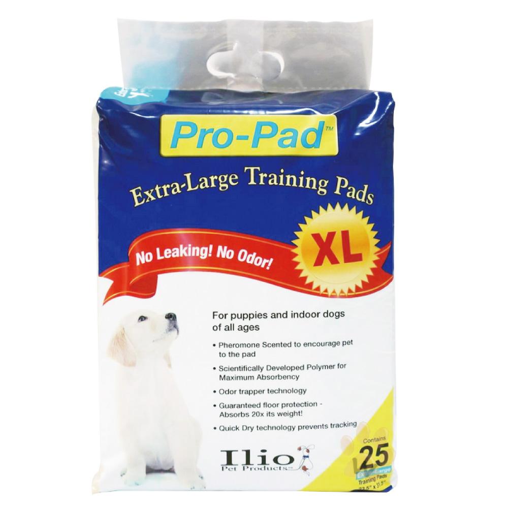 美國Propad 寵物超強吸收除臭尿布25片 4包入