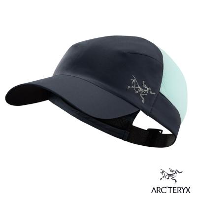 Arcteryx 始祖鳥 防潑水 透氣遮陽帽 黑寶石