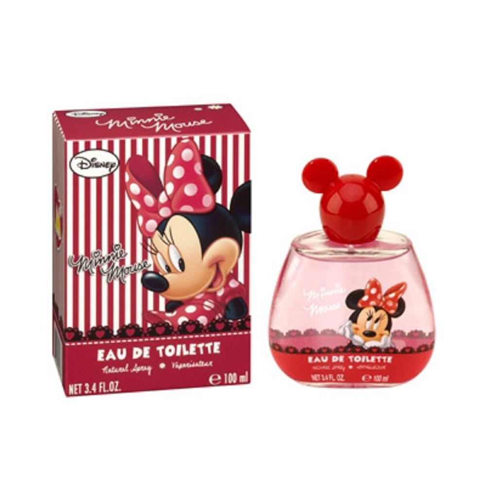 Disney 迪士尼 甜心米妮女性淡香水100ml【贈】同品牌小香隨機款*1