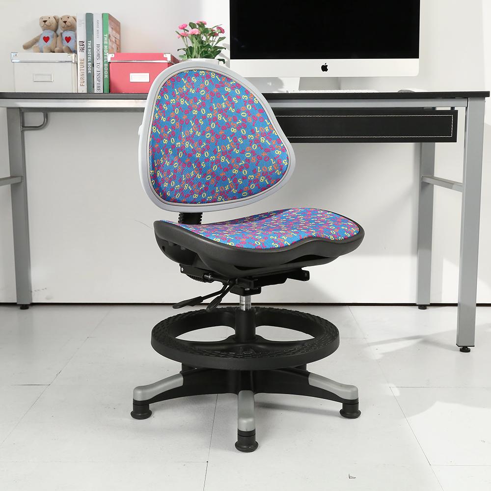 BuyJM躍動數字全網透氣兒童成長椅