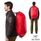 Arcteryx 始祖鳥 24系列 Carrier 55L 旅行袋 裝備袋 紅