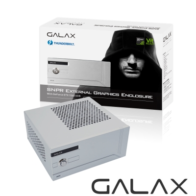 GALAX SNPR TB3 BOX 6GB GDDR5 外接顯卡盒