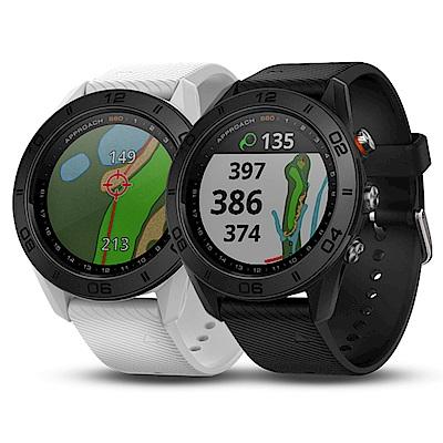 [無卡分期-12期]GARMIN Approach S60高爾夫腕錶