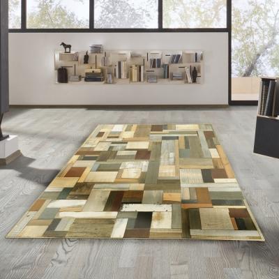 范登伯格 - 真愛 進口絲質地毯 - 層次 (150 x 230cm)