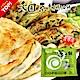 任-禾圃原 古早味薄脆蔥油餅(5片/包) product thumbnail 1