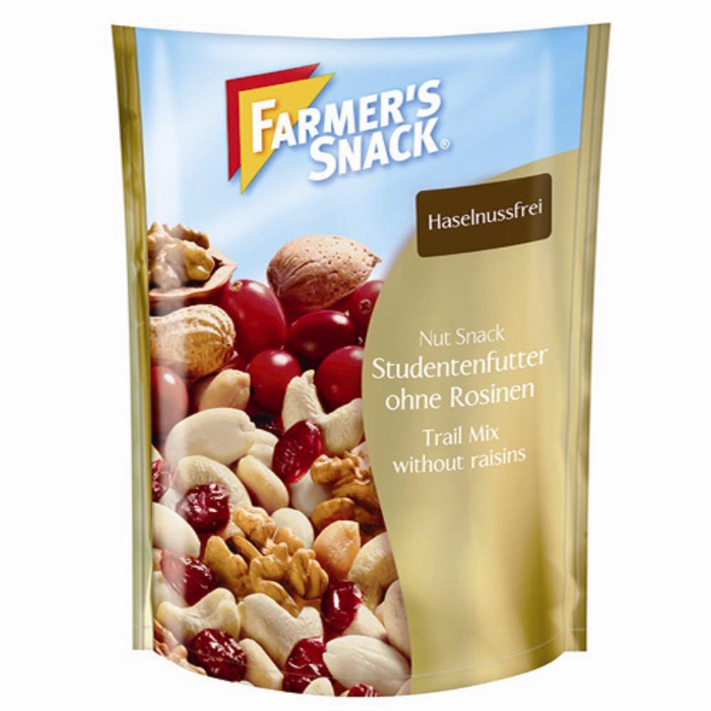Farmer's綜合堅果蔓越莓(125g/包) x4包