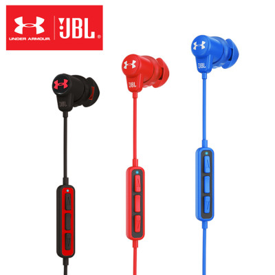 JBL x Under Armour(UA) 聯名款耳道式無線藍牙運動耳機