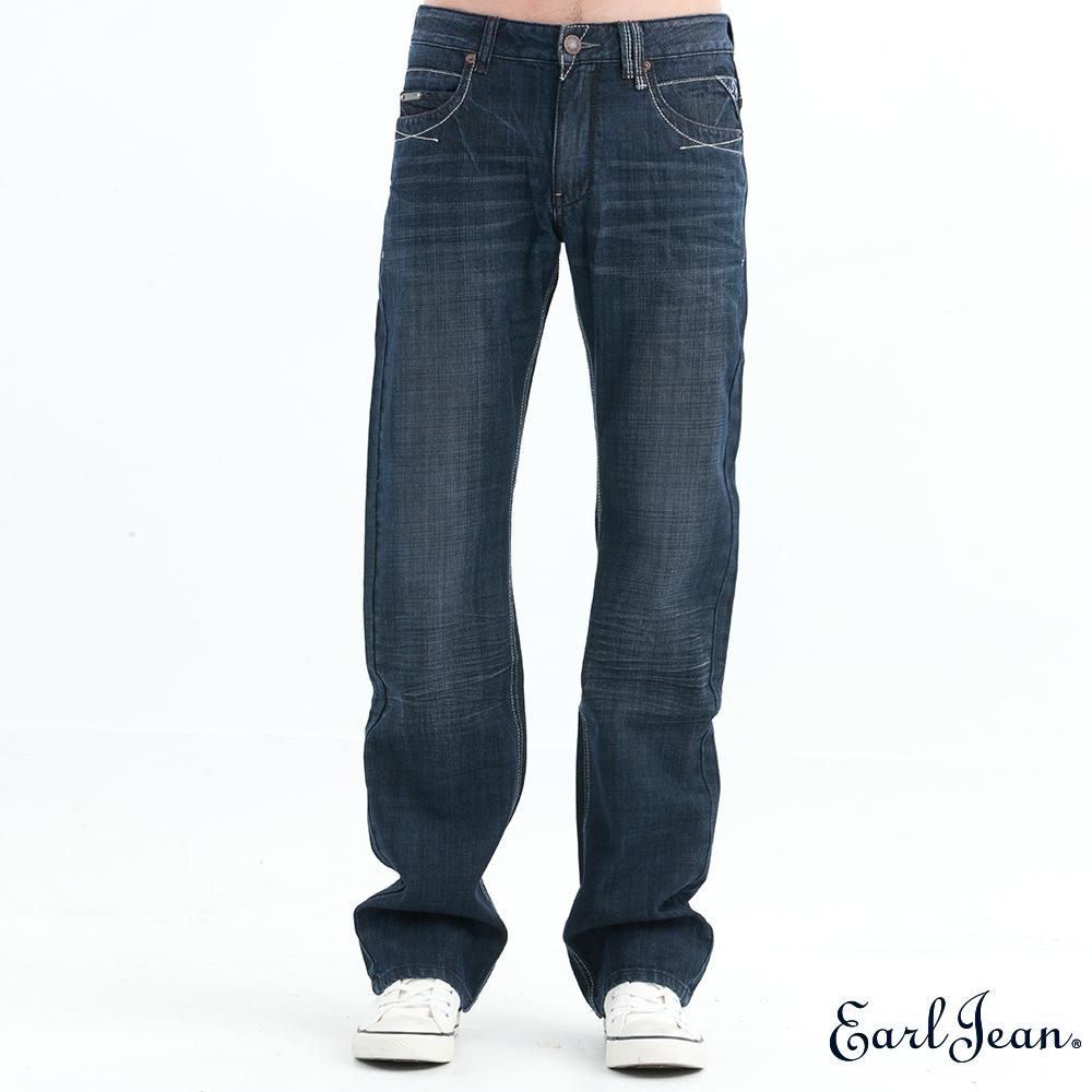 Earl Jean 221Stanley低腰舒適直統褲