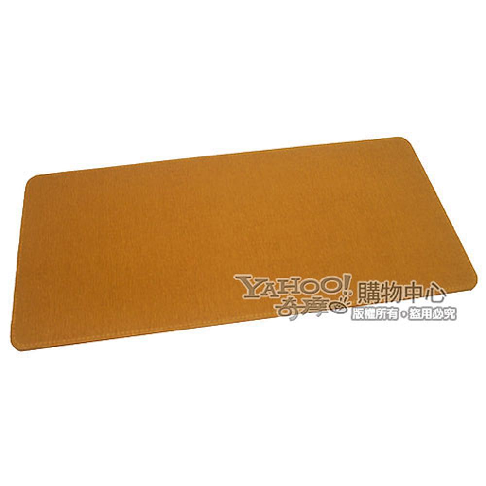 名牌包內部襯底墊-橘黃色 ( 38 x 18 公分 )