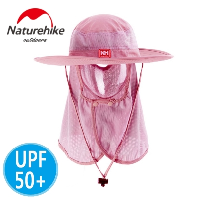 Naturehike 輕量款速乾護頸遮陽帽 防曬帽