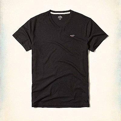 Hollister HCO  短袖 T恤 黑色 0660