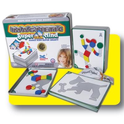 美國MightyMind卓越智慧思考拼圖(加強版)- 鋁盒磁石裝