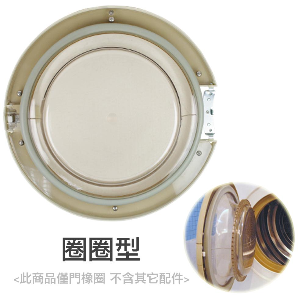 台熱牌萬里晴乾衣機專用替換門橡圈(圈圈型)