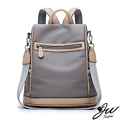 JW-日韓時尚輕量尼龍後背包-共二色
