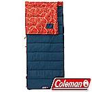 Coleman CM-32340紅 COZY II信封型睡袋 適溫5度睡蛋/露營化纖寢袋