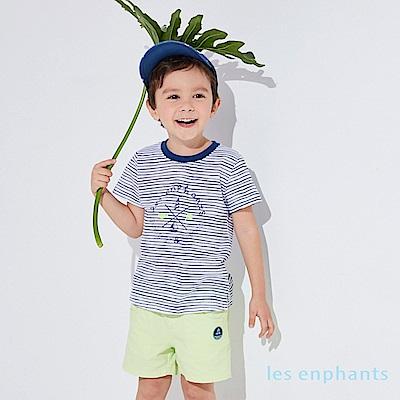 les enphants 小帆船亮彩短褲 (2色可選)