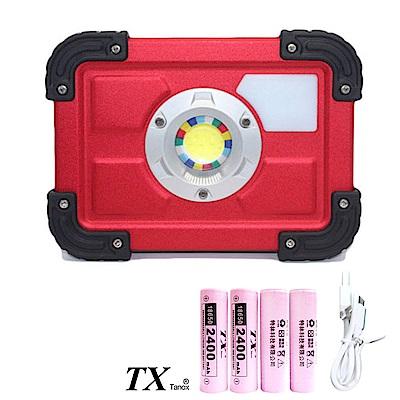 TX特林四檔燈光警示平板探照燈(T-PAD2)