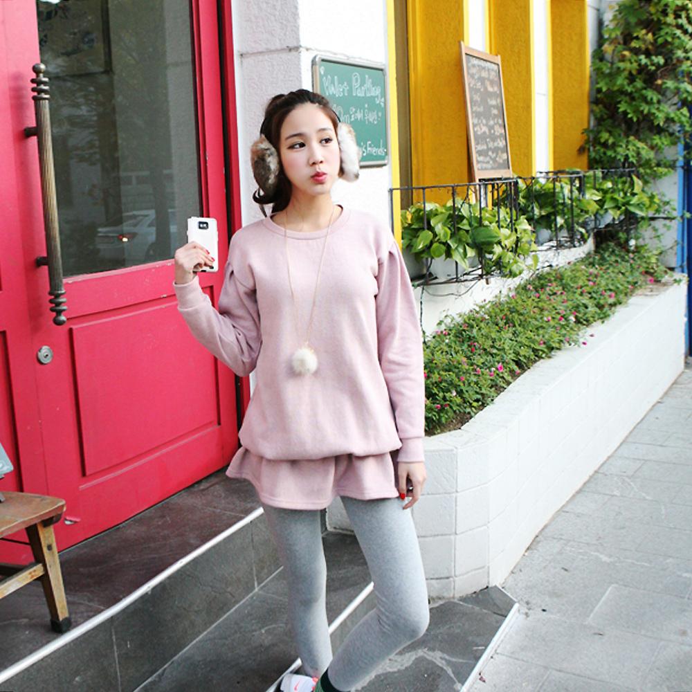 【Sexy JADE】束腰裙擺剪裁鋪棉連身裙 (粉色)