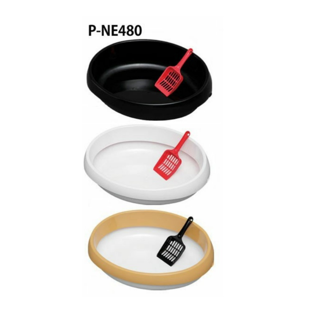 IRIS 簡易貓便盆 三種顏色 PNE-480