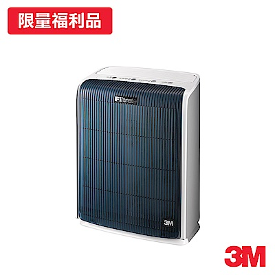 【福利品】3M極淨型6坪空氣清淨機FA-T10AB(適用3-8坪)