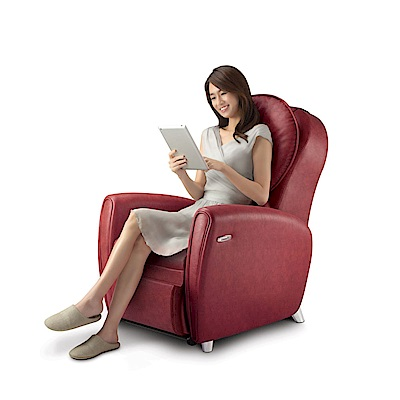 OSIM 8變小天后沙發按摩椅 OS-875 (紅色)