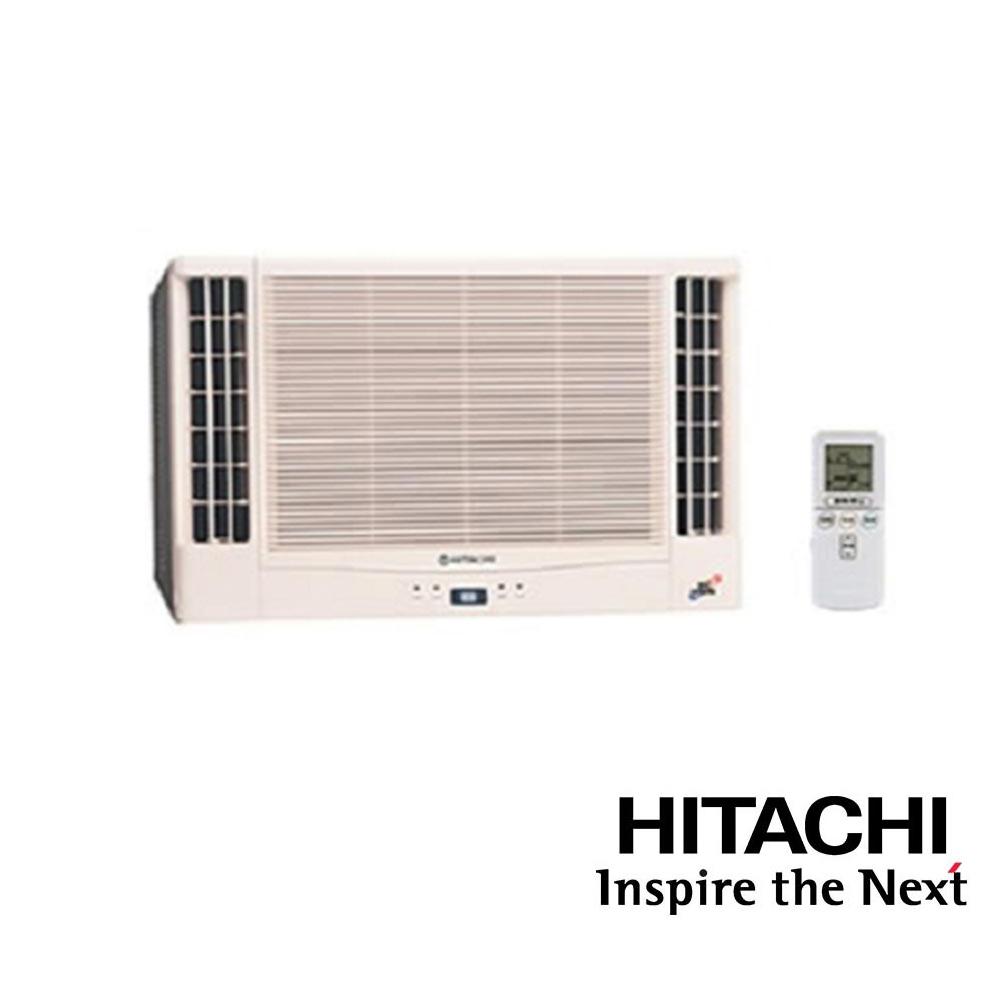 日立HITACHI 6-8坪變頻冷暖雙吹式窗型RA-40NV