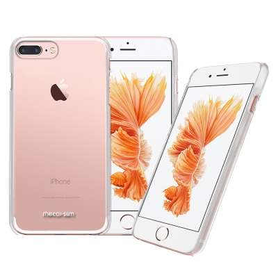 Metal-Slim APPLE iPhone 7 Plus 高抗刮PC透明新型...