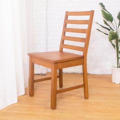 Boden-迪爾實木餐椅/單椅(四入組合)-45x50x89cm