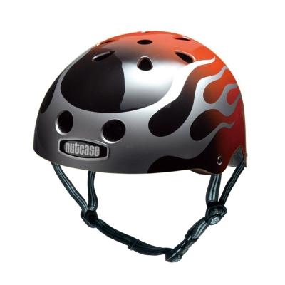 【hilltop山頂鳥】NUTCASE彩繪安全帽2022/MOTO FLAMES