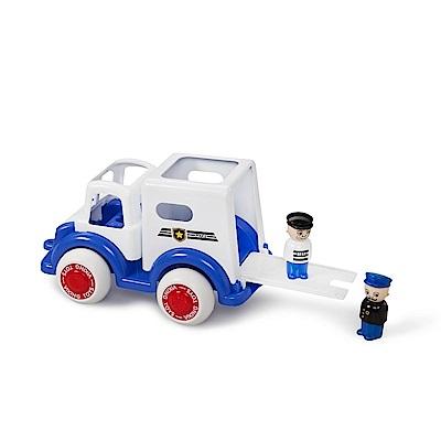 瑞典Viking Toys維京玩具-警車