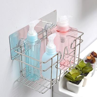 樂貼工坊 瓶罐架/乳液架/金屬貼面(2入組)-20x10x9.5