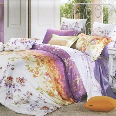 Lily Royal 幻美潮流 天絲 特大四件式兩用被床包組