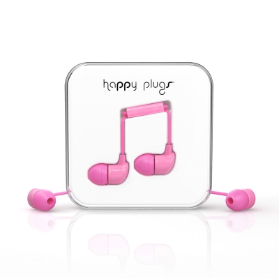 Happy plugs 音符入耳式耳機