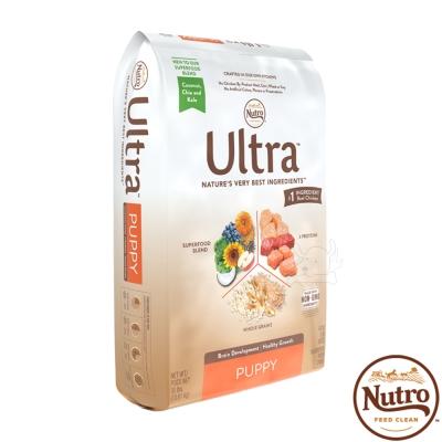 【Nutro 美士】Ultra 大地極品 幼犬呵護 配方 犬糧 4.5磅 X 1包