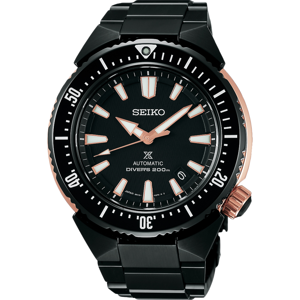 SEIKO PROSPEX SCUBA 200米潛水機械錶(SBDC041J)-45mm product image 1