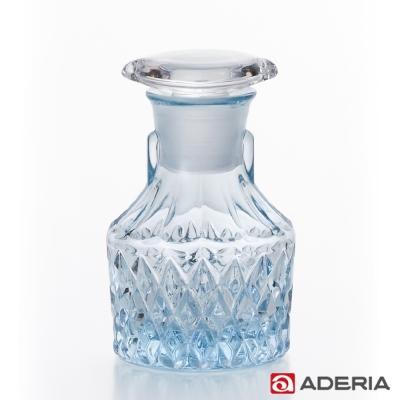 ADERIA 日本進口玻璃醬油罐65ml(淺藍)