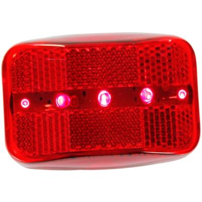 [快]鐵馬行台製剎車警示雙功能後燈