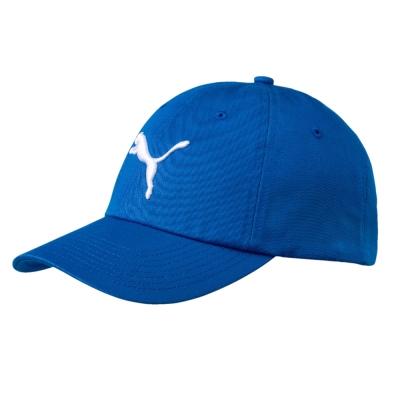 PUMA-男女基本系列棒球帽-寶石藍