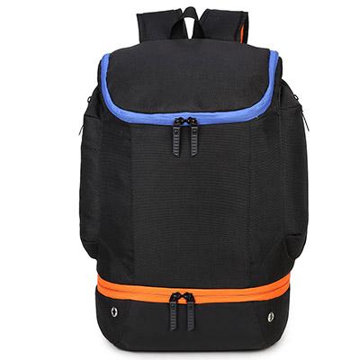 WEROCKER-雙肩後背包-黑色-WR200110