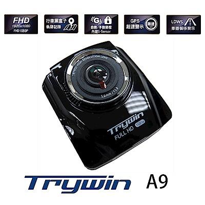 Trywin A9 測速行車記錄器
