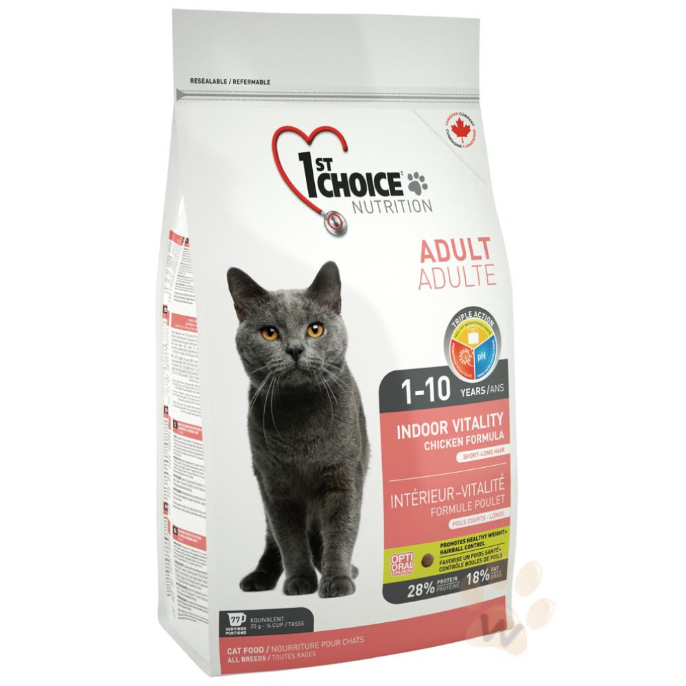 瑪丁 第一優鮮貓糧 雞肉成貓5.44kg 1入