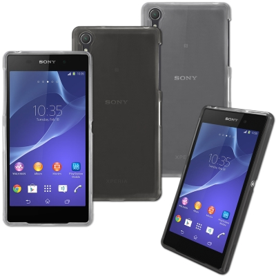 Simply Design SONY Xperia Z2 專用韓風軟式保護套