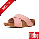 FitFlop  LULU™ CROSS SLIDE SANDALS LEATHER粉