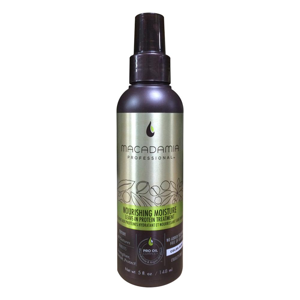 Macadamia Professional瑪卡奇蹟油潤澤護髮噴霧148ml