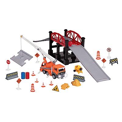 美國【Battat】造橋工程組_Driven系列