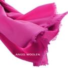 Angel Woolen 極致保暖絲光胎羊毛披肩 圍巾(共五色)
