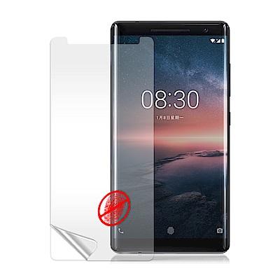 VXTRA Nokia 8 Sirocco 防眩光霧面耐磨保護貼